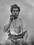 Irish Labourer, 1850S