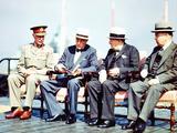 Second Quebec Conference, Canada, 1944