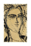 Head of a Woman, 1915