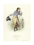 Walking Costume, Time of the French Revolution
