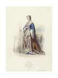 Princess of the Reign of Charles VI of France