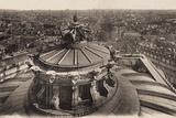 The Dome of L'Opera, Paris, 1920