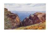 Tintagel, Island and Keep
