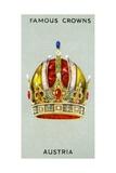 Imperial Crown of Austria, 1938