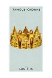 Crown of Saint Louis, 1938