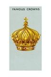 Imperial Crown of Emperor Napoleon Iii, 1938
