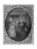 Group Portrait, C.1857