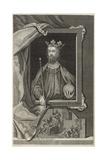 Portrait of Edward II of England