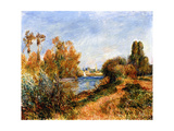 The Seine at Argenteuil, 1888
