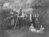 Haymaking, C.1860