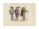 Gentlemen of 1615-1630