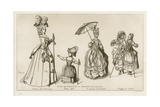 Women of Paris, 1774-79