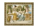Ancient Greek or Roman Costume