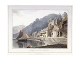 Clovelly, on the Coast of North Devon, 1814