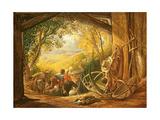 The Shearers, 1833-34