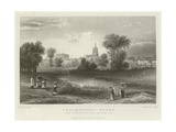 Chelmsford, Essex, from Springfield Hill, Near the Gravel Pits