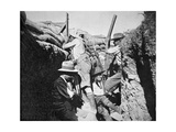 Australians in the Trenches, Gallipoli Campaign, 1915