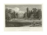 Writtle Lodge, Essex, the Seat of Vicesimus Knox, Esquire