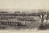 Polish Troops Celebrating Mass, France, World War I