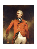 Portrait of General James Stuart Standing Three-Quarter Length
