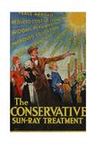 The Conservative Sun-Ray Treatment