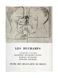 Poster for 'Les Duchamps'
