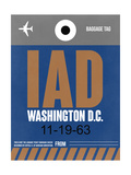 IAD Washington Luggage Tag 2