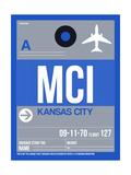 MCI Kansas City Luggage Tag 2