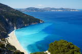Myrtos Beach, Cephalonia, Ionian Islands, Greek Islands, Greece, Europe