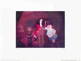 Walt Disney's Peter Pan: Captain Hook, Smee and Tinkerbell