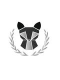 Paper Taxidermy Raccoon