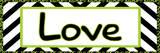 Tween Love Green