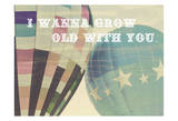 Grow Old Balloons