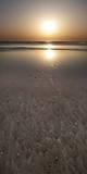 Morro Bay Beach Sunset