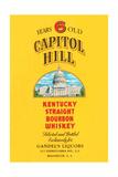 Capitol Hill Kentucky Straight Bourbon Whiskey