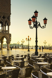 Venice, St. Mark's Square and Doge's Palace