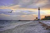 Good Night Cape Florida Lighthouse
