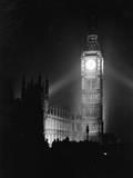 Big Ben Illuminated