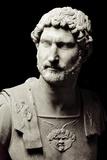 Sculpture Bust of the Emperor Hadrian