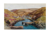 Boscastle, Harbour