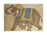 An Indian Elephant, Indian
