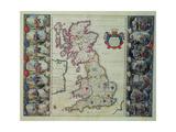 Britannia, 1645