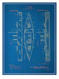 Toy Warship Blueprint