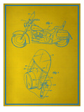 Motorcycle Blueprint