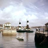 England, Falmouth 1950S