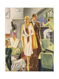 Spanish Fashions 1929