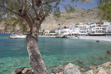 Chora Sfakion, South Crete, Crete, Greek Islands, Greece, Europe