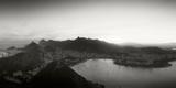 Rio De Janeiro Viewed from Sugarloaf Mountain, Brazil