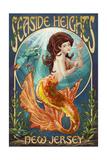 Seaside Heights, New Jersey - Mermaid