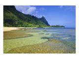 Tunnels Beach Kauai Hawaii